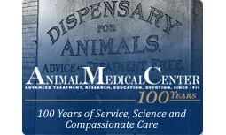 The Animal Medical Center in New York City is a federally recognized 501(c)3 non-profit veterinary center that has been a national leader in animal care since 1910. As an academic veterinary hospital, The AMC promotes the health and well-being of companion animals through advanced treatment, research and education. Visit them at www.amcny.org.