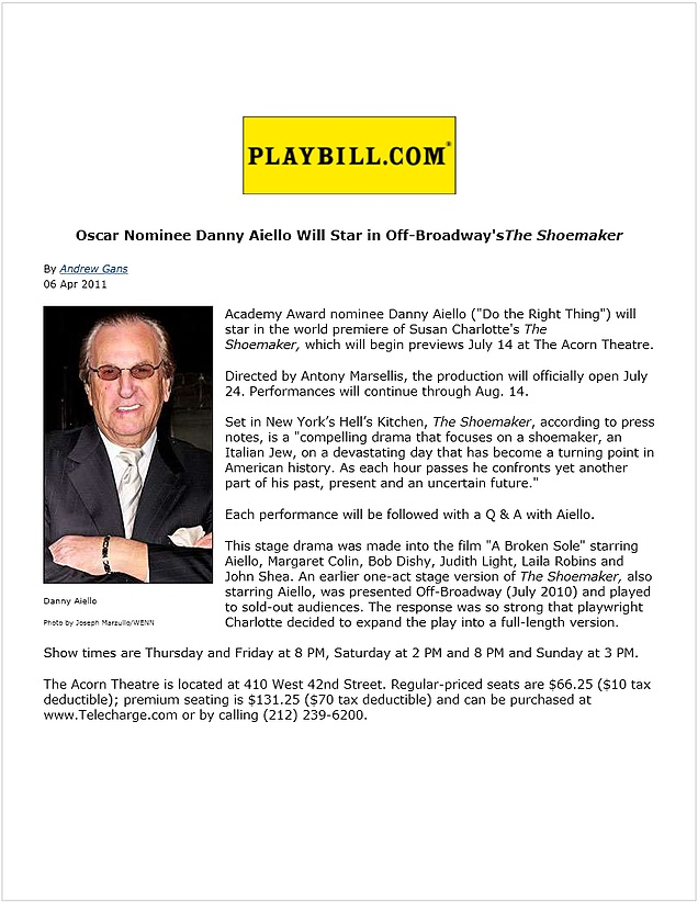 14. Playbill_Shoemaker_Press
